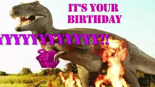 Happy Birthday funny song: part 2!!