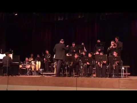 JMC Jazz Band Funk Zone
