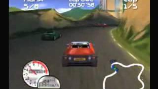 Roadsters Trophy (Nintendo 64)