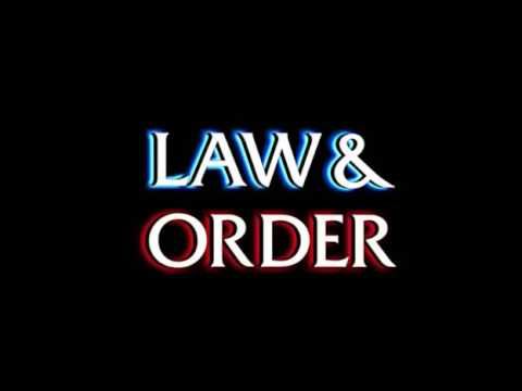Law And Order SVU Opening scene
