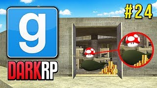 Garry's Mod : Darkrp - Literally The Best Raid Ever! #24