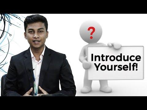 How to Introduce Yourself I Shibli's Teaching I