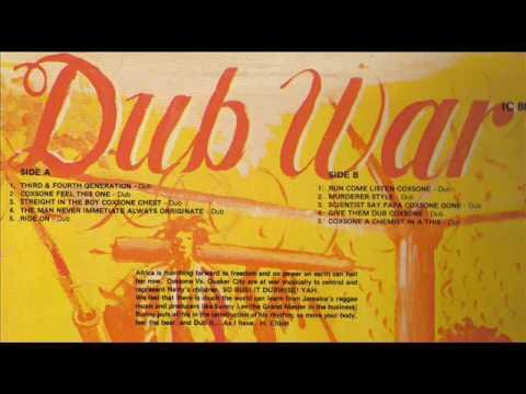 Run come listen coxsone - Dub Wars (Dub special)