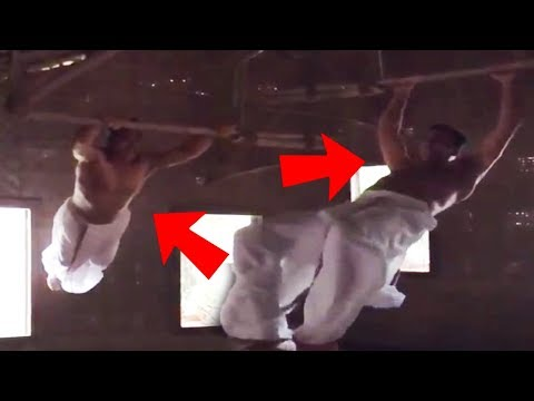 Akshay Kumar's Latest Real STUNT Leaked For upcoming Movie Gold