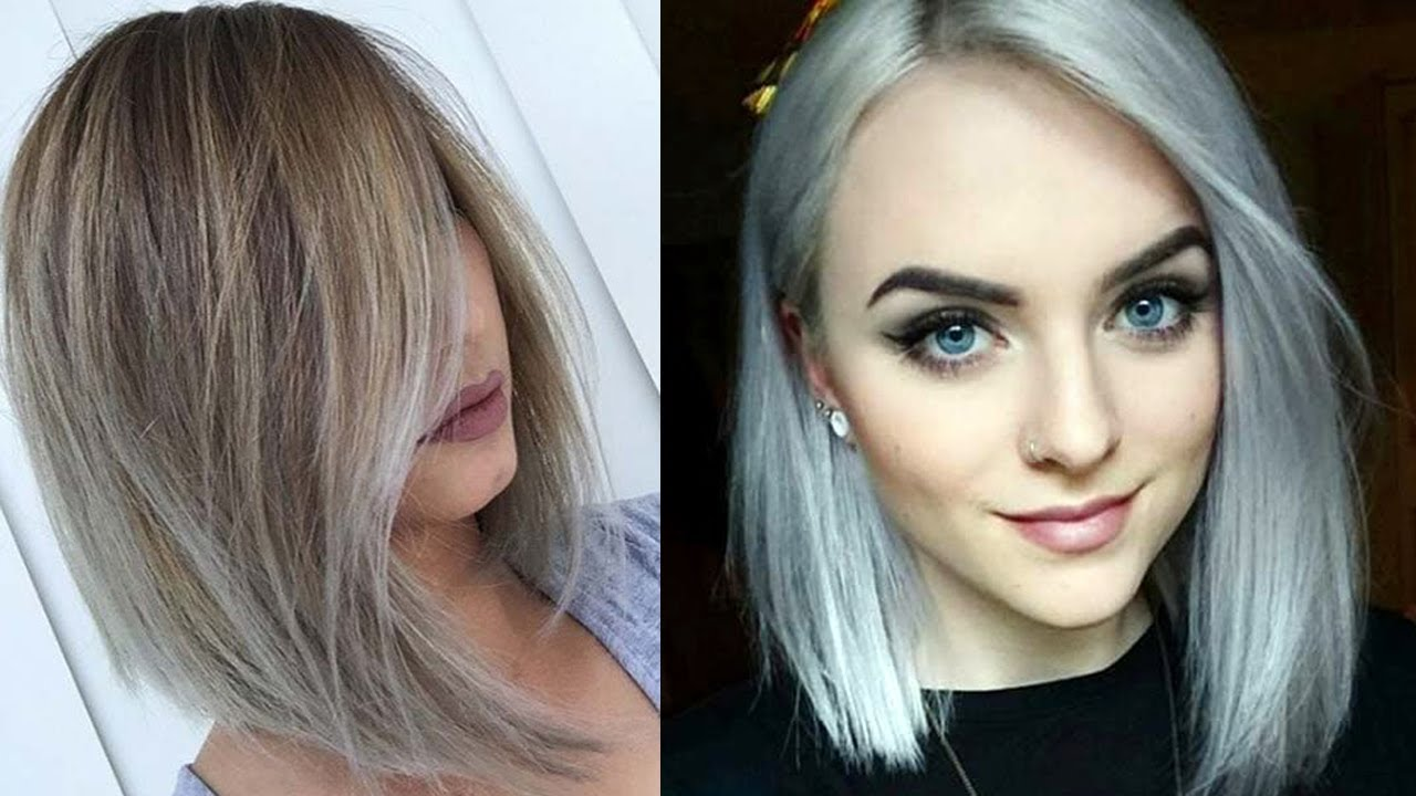 Hottest Haircut Trends Of 2018 | Women\'s New Hairstyles Trends - YouTube