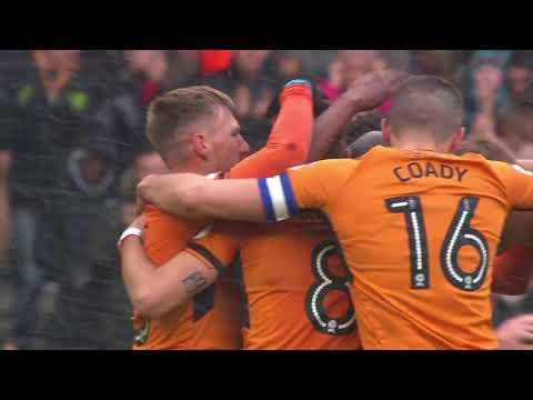 Wolves v Burton