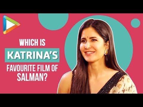SURPRISING: Katrina Kaif's Most Favourite Film of SALMAN KHAN is… Bharat