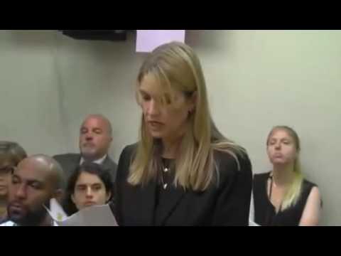 Mitchelle Blair Custody Hearing 07/27/15 Part 1