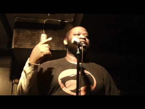 Spoken Word Poet Element 615 @ Mike Geffner Presents The Inspired Word