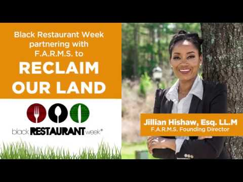 Black Restaurant Week supports F.A.R.M.S.
