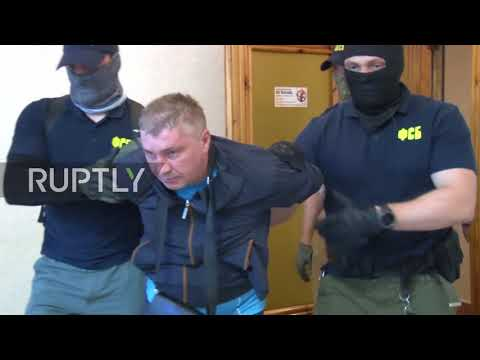 Russia: Two Russian nationals arrested in suspicion of spying for Ukraine