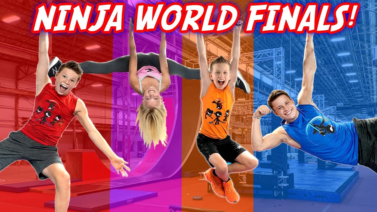 We went to Ninja World Championships!