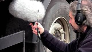 Euro Truck Simulator 2 - Nagrywanie dźwięków do Scani. [www.popular-games.pl]