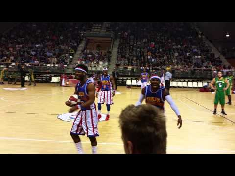Harlem Globetrotters v Washington Generals - Almere 17/4/15 Part 2
