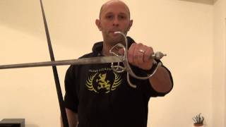 Fencing: Medieval arming sword to renaissance sidesword and rapier