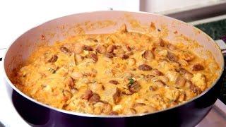 видео блюда из фасоли