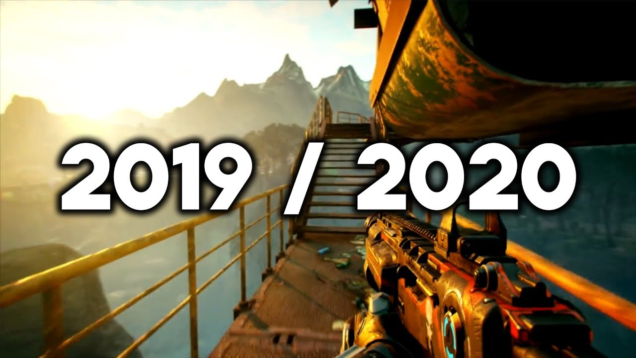 Best Games 2020 Pc.Top 10 New First Person Upcoming Games Of 2019 2020 Ps4 Xbox One Pc 4k 60fps