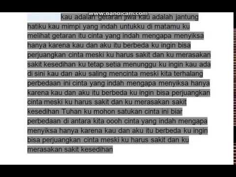 Lirik Lagu Indah Dewi Pertiwi 'Mengapa Cinta'