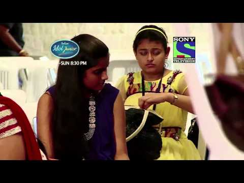Ananya nervous about Theatre round #Backstory
