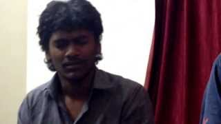 Tamil Christian Song - Thikatra pilaigaluku... Sung by Son of Pr.Moses Rajasekar