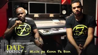 "OliDuret & T-Tambour Dat7 "" Mizik pa Kon"