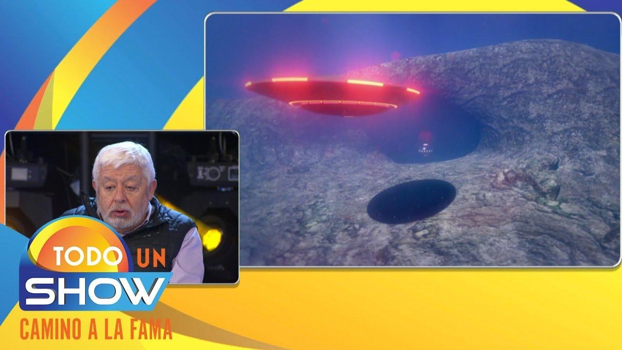 ¿Base extraterrestre subacuática en California?