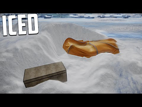 ICED Gameplay - CRASHED UFO