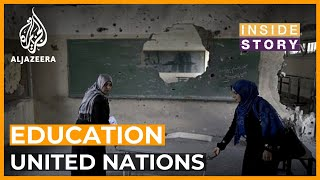 How can education be secured in times of war? I Inside Story