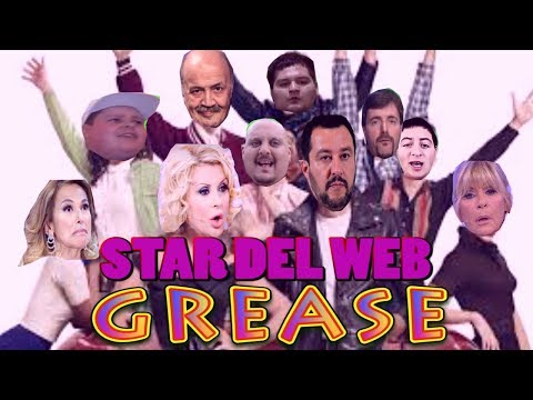 GREASE FEAT  STAR DEL WEB HIGHLANDER DJ EDIT