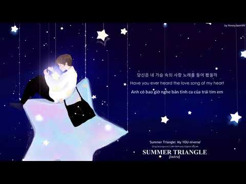 [SUMMER TRIANGLE] MY YOU-NIVERSE - Outro. SUMMER TRIANGLE (For Ong Seongwu)