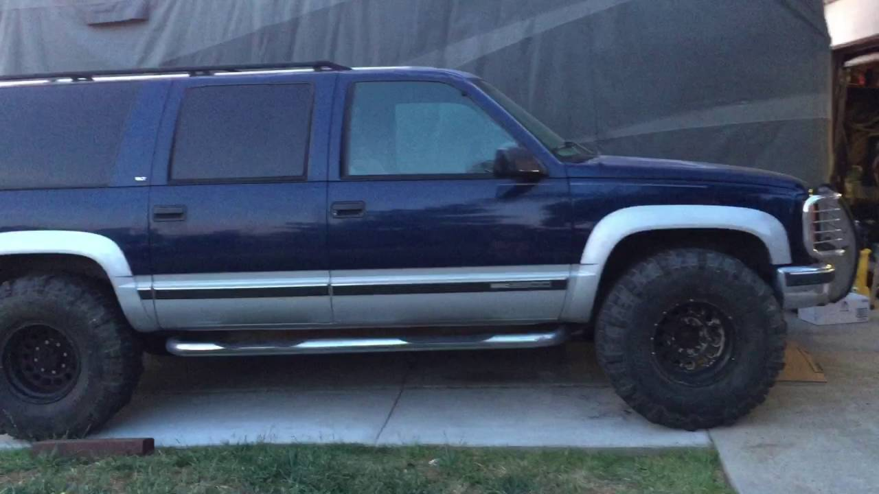 Maxresdefault on 1997 Tahoe 4x4