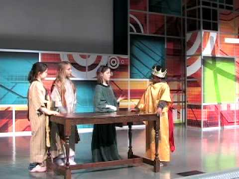 CIA Skit – The Parable of the Talents