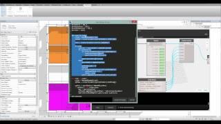 arc brains - Dynamo - визуальное программирование Часть 9: Квартиры