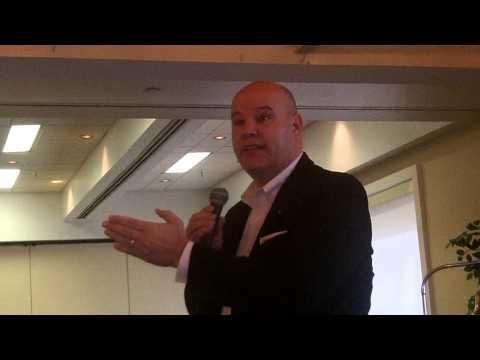 Frank Dilenschneider discusses service points program (2)