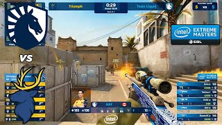 SEMI FINAL! Liquid vs Triumph  IEM Beijing  HIGHLIGHTS l CSGO