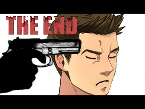 THE END - [multiple choice text adventure game]