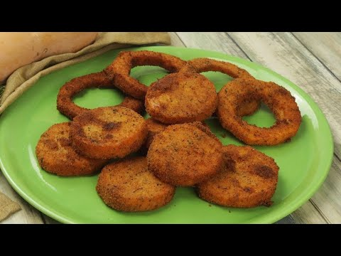 Fried pumpkin a delicious side dish to try