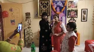 Shashi пригласили на День Рождения. Как отмечали 15ти летие девушки в индийской семье.