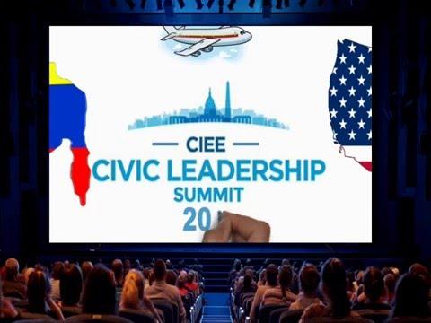 CIEE - Civic Leadership Summit Washington 2016 – Application.