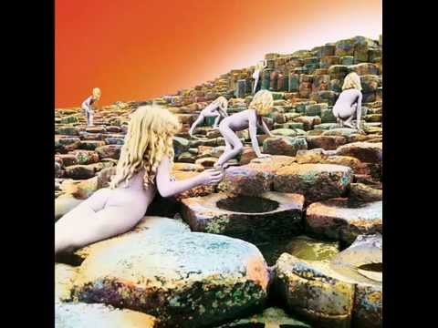 Led Zeppelin Houses Of The Holy (Full Album) Reversed.