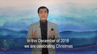 48 Pastor's Message Pdt DR Ir Niko Njotorahardjo December 2018