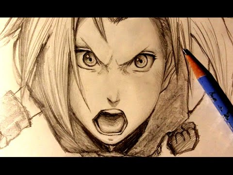 ASMR | Pencil Drawing 5 | Sakura (Request)