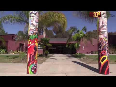 San Diego SCPA Short Tour Video (Cut Version)