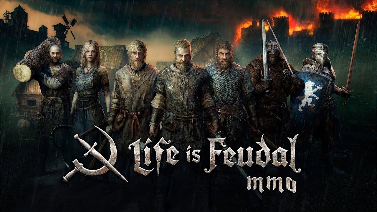 Life is Feudal - Sandbox MMORPG