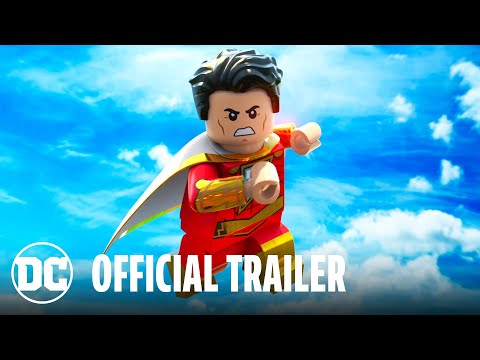 LEGO DC: Shazam! Magic And Monsters | Official Trailer
