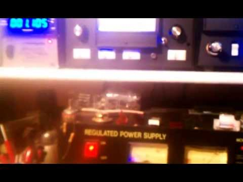 MIDNIGHT SPECIAL 250 LINEAR AMP 10 METER AND GALAXY DX 99V
