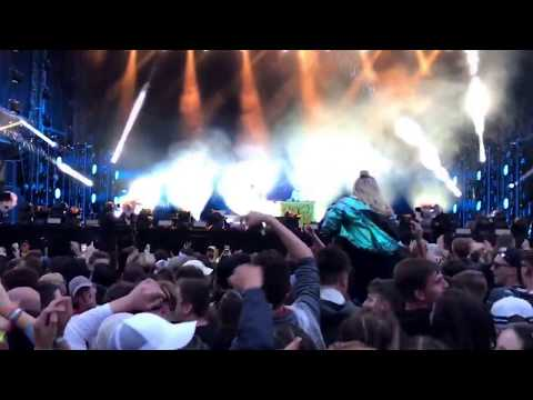 Dizzee Rascal - Fix Up Look Sharp @ V Festival 2017