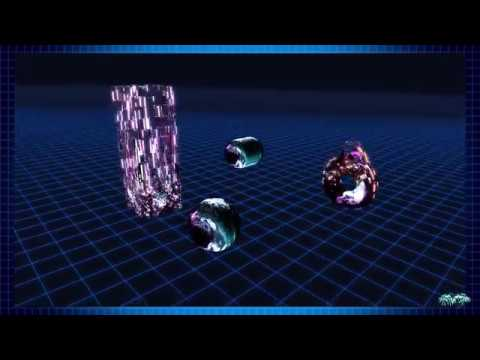 Teleport Effect Shader in Max/MSP/Jitter