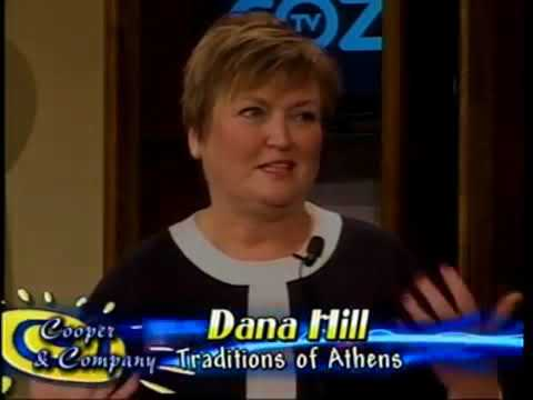 Dana Hill  Cooper & Company  Traditions of Athens