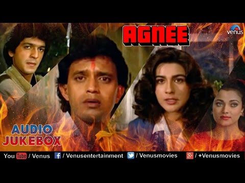 Agnee Audio Jukebox | Full Hindi Songs | Mithun Chakraborty, Mandakini, Chunky Pandey |